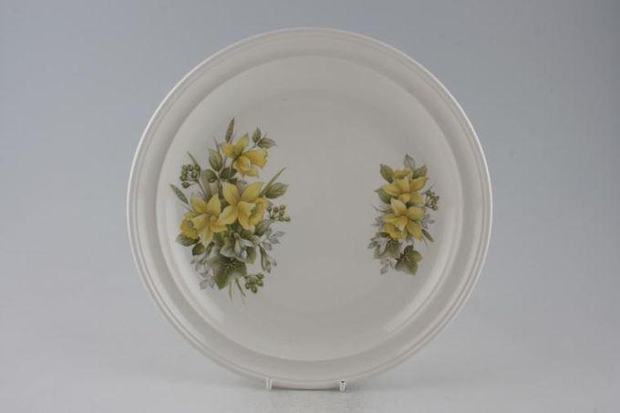 "Portmeirion Daffodil Dinner Plate 10 1/4"""