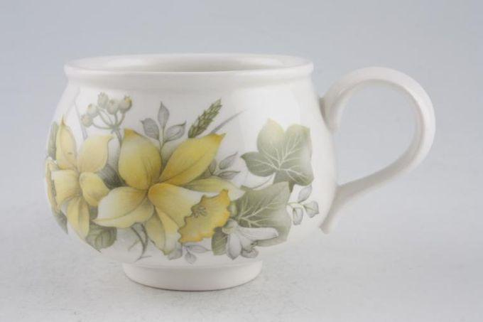 """Portmeirion Daffodil Teacup 2 7/8 x 2 1/2"""""""