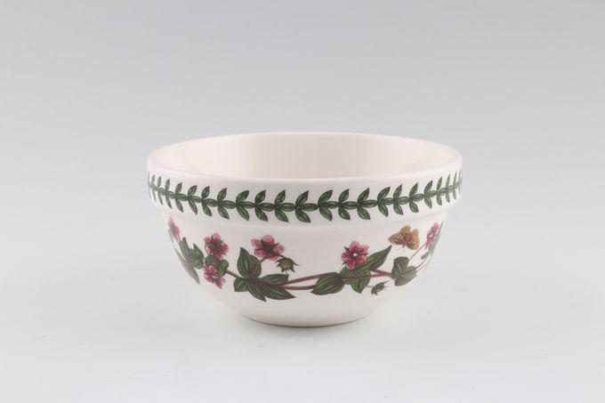 """Portmeirion Botanic Garden Bowl Cyclamen Repandum - Ivy leaved Cyclamen - named 5 1/2"""""""