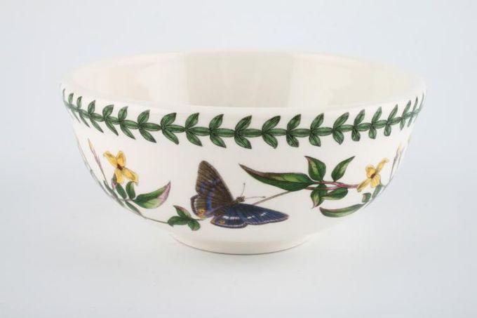 "Portmeirion Botanic Garden Bowl Convolvulus - Trailing Bindweed - named 5 1/2"""