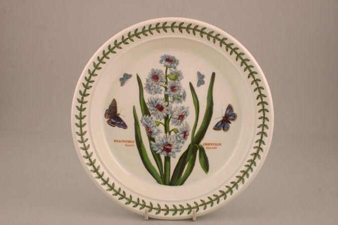 "Portmeirion Botanic Garden Salad/Dessert Plate Hyacinthus Orientalis - Eastern Hyacinth - named 8 1/2"""