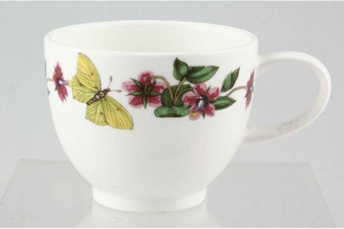 "Portmeirion Botanic Garden Coffee Cup Rhododendron Lepidotum - Rhododendron - no name 2 1/2 x 2 1/8"""