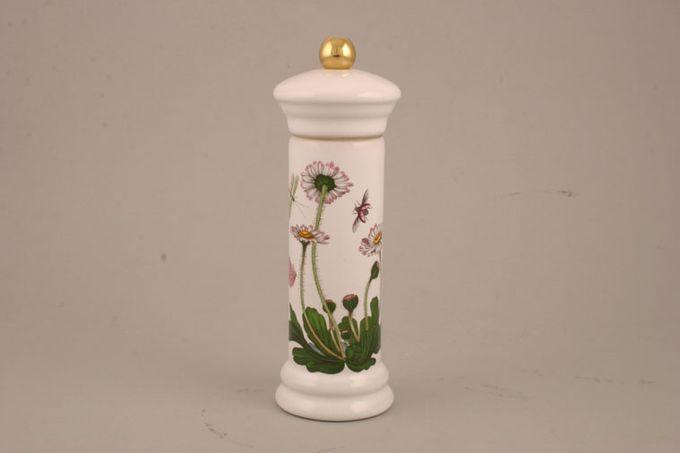 "Portmeirion Botanic Garden Salt Grinder Bellis Perennis - Daisy - no name 7"""