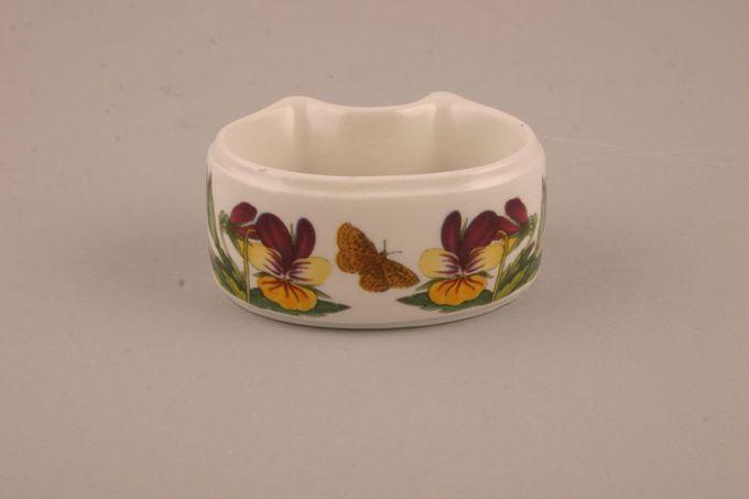 Portmeirion Botanic Garden Napkin Ring Viola Tricolor - Heartsease - no name