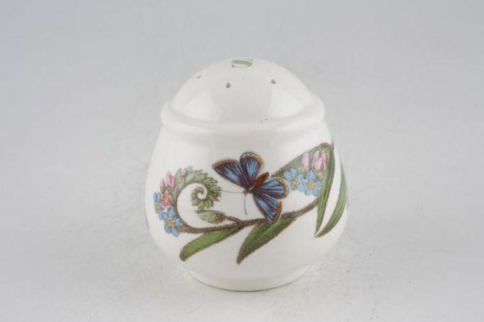 "Portmeirion Botanic Garden Salt Pot S on top - Veronica Chamaedrys - Speedwell 2 3/4"""