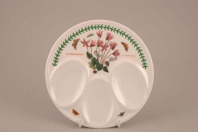Portmeirion Botanic Garden Spoon Rest Melamine - Cyclamen Repandum - Cyclamen - named