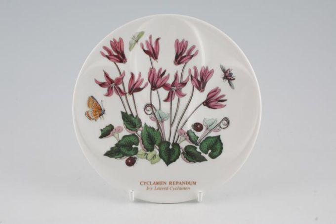 Portmeirion Botanic Garden Spoon Rest Melamine - Cyclamen Repandum - Ivy Leaved Cyclamen