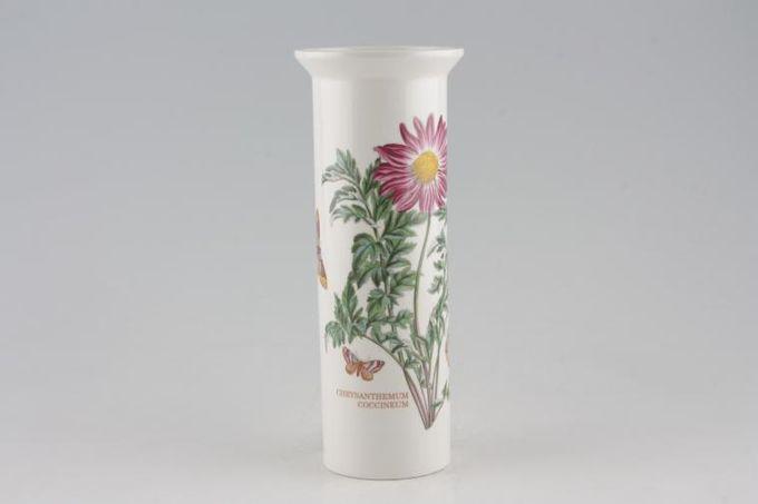 """Portmeirion Botanic Garden Vase Chrysanthemum Coccinum - Flowered Chrysanthemum - named 9"""""""