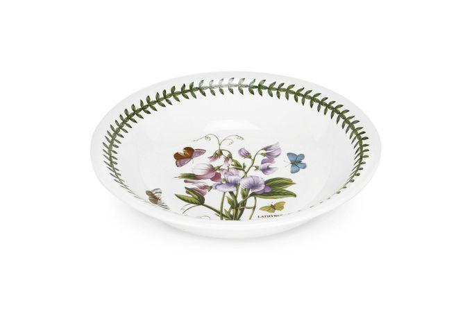 """Portmeirion Botanic Garden Serving Bowl Pasta - Sweet Pea 10 1/2"""""""