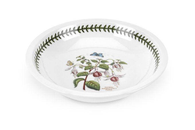 Portmeirion Botanic Garden Bowl - Set of 6 Low Bowl - Mixed Set of 6