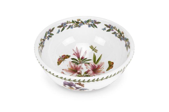 Portmeirion Botanic Garden Serving Bowl Lily Flowered Azalea 28cm