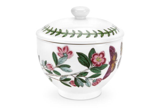Portmeirion Botanic Garden Sugar Bowl - Lidded (Tea) 8.8oz