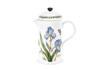 Portmeirion Botanic Garden Cafetiere Iris 1 1/2pt