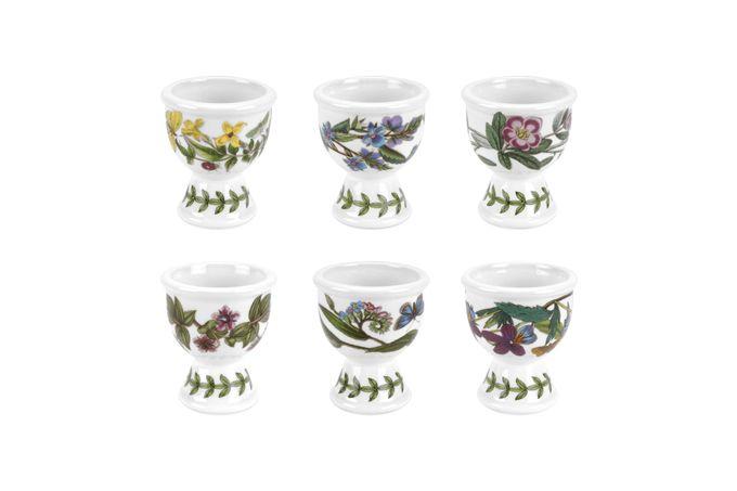 Portmeirion Botanic Garden Egg Cup - Set of 6 Set of 6