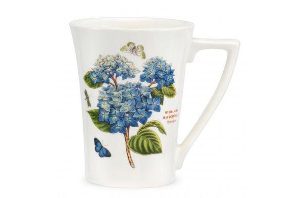 Portmeirion Botanic Garden Mug Hydrangea - 40th Anniversary New Motif - Mandarin Shape
