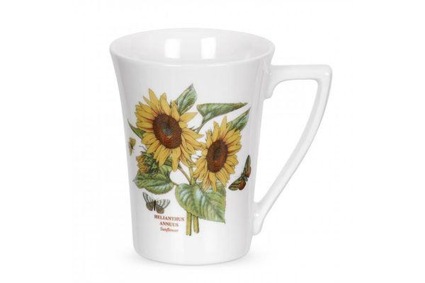 Portmeirion Botanic Garden Mug Sunflower - Mandarin Shape 0.28l
