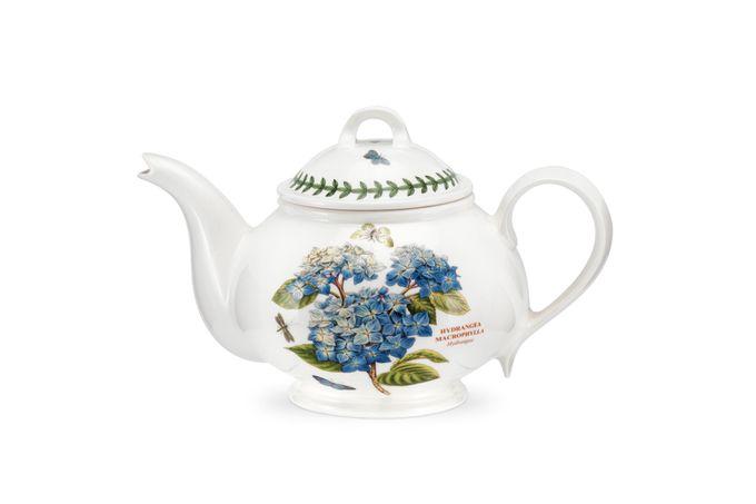 Portmeirion Botanic Garden Teapot Hydrangea - 40th Anniversary New Motif 1.1l