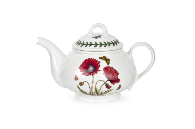 Portmeirion Botanic Garden Teapot Poppy 1pt