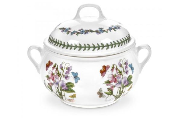Portmeirion Botanic Garden Casserole Dish + Lid 3.4l
