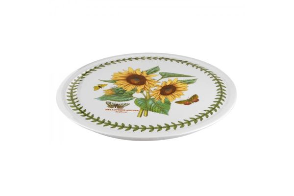 Portmeirion Botanic Garden Round Platter Sunflower