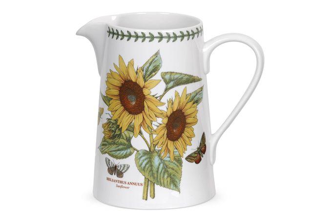 Portmeirion Botanic Garden Jug Bella Jug - Sunflower 3pt