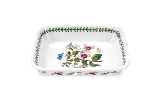 "Portmeirion Botanic Garden Lasagne Dish 8 1/2 x 6 1/4"""