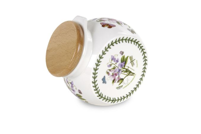 Portmeirion Botanic Garden Jar + Lid Multi Purpose