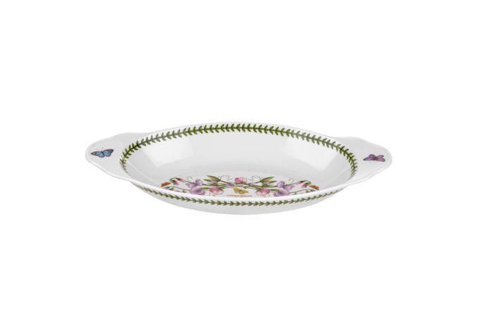 Portmeirion Botanic Garden Baking Dish Oval With Handles