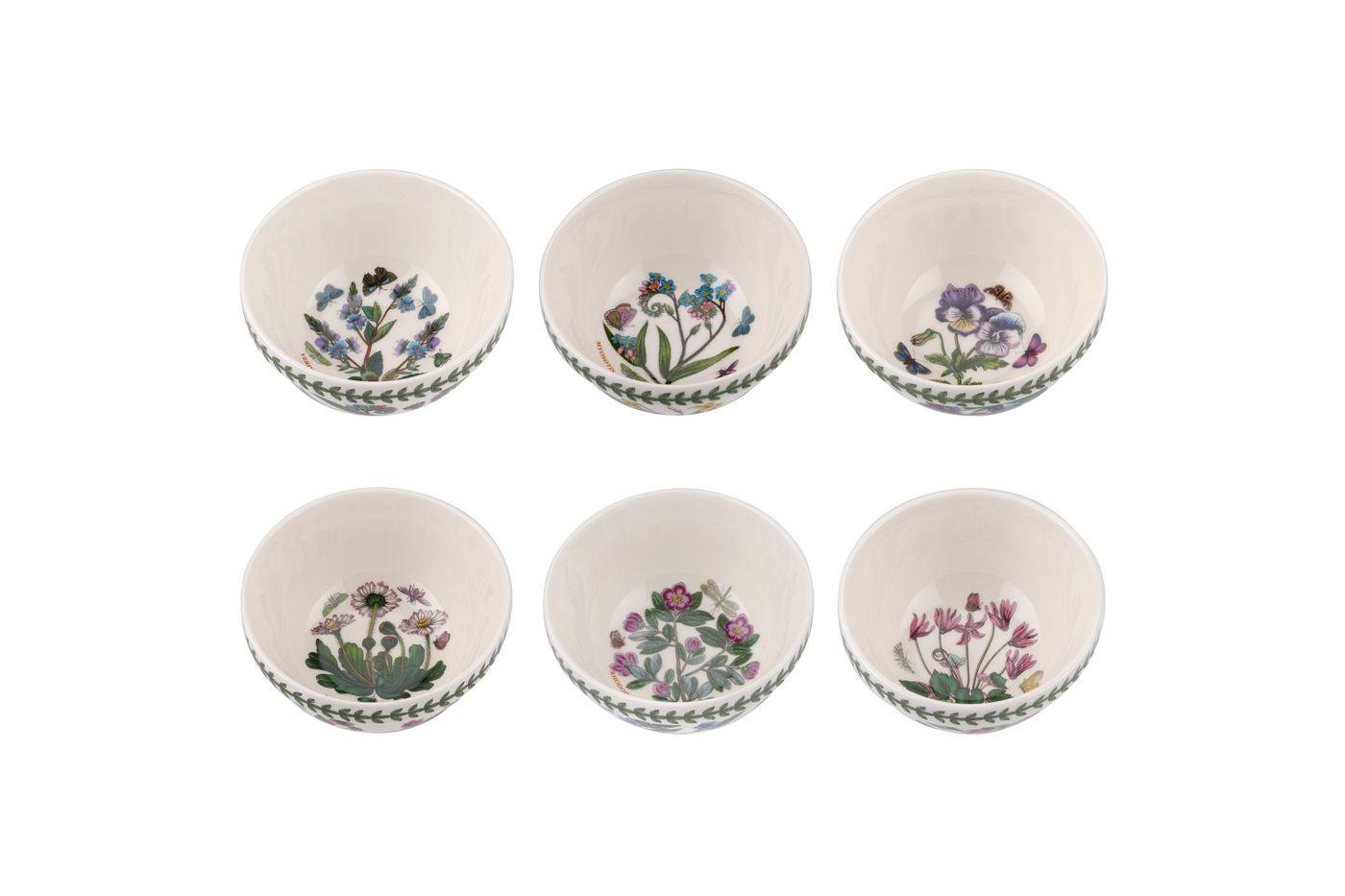 Portmeirion Botanic Garden Stacking Bowl - Set of 6 thumb 1