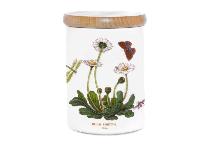 "Portmeirion Botanic Garden Storage Jar + Lid 3 3/4 x 5"""