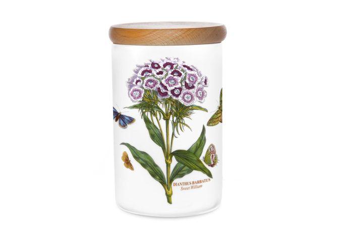 Portmeirion Botanic Garden Storage Jar + Lid Sweet William
