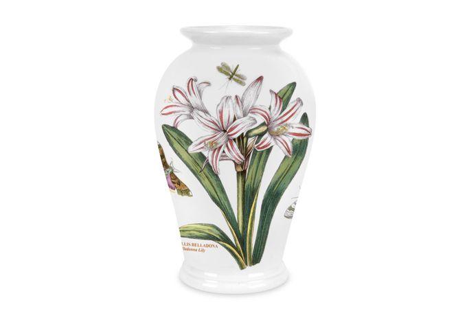 Portmeirion Botanic Garden Vase Belladonna Lily - Canton Vase 18cm