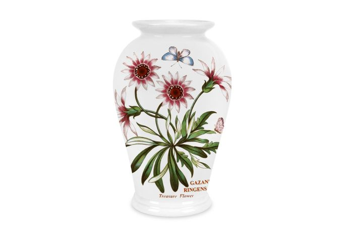 Portmeirion Botanic Garden Vase Treasure Flower - Canton Vase 18cm