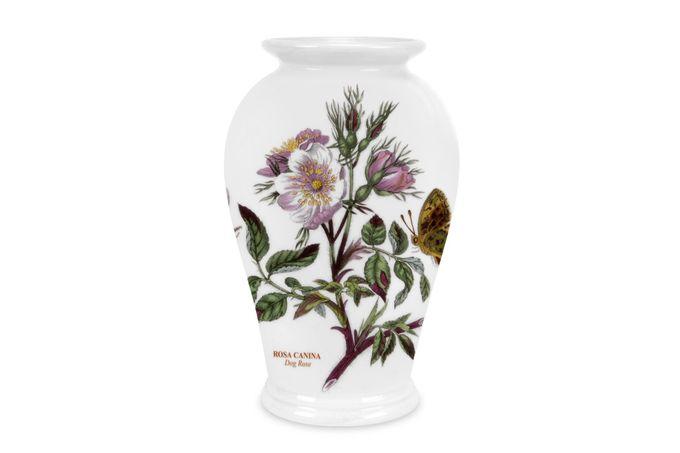 Portmeirion Botanic Garden Vase Dog Rose - Canton Vase 18cm
