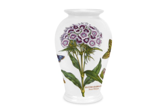 Portmeirion Botanic Garden Vase Sweet William - Canton vase 18cm