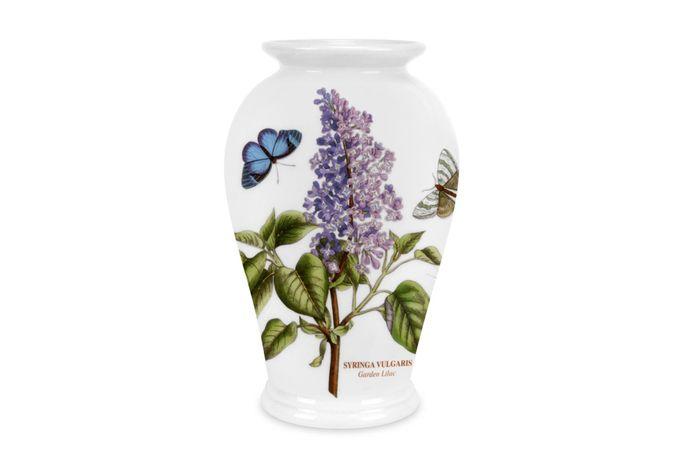 Portmeirion Botanic Garden Vase Garden Lilac - Canton Vase 18cm