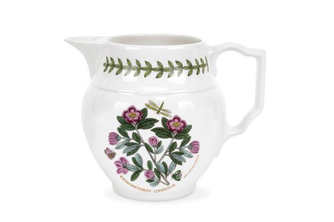 Portmeirion Botanic Garden Jug Rhododendron - Staffordshire Jug 0.6l