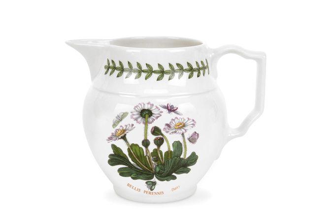 Portmeirion Botanic Garden Jug Daisy - Staffordshire Jug 0.6l