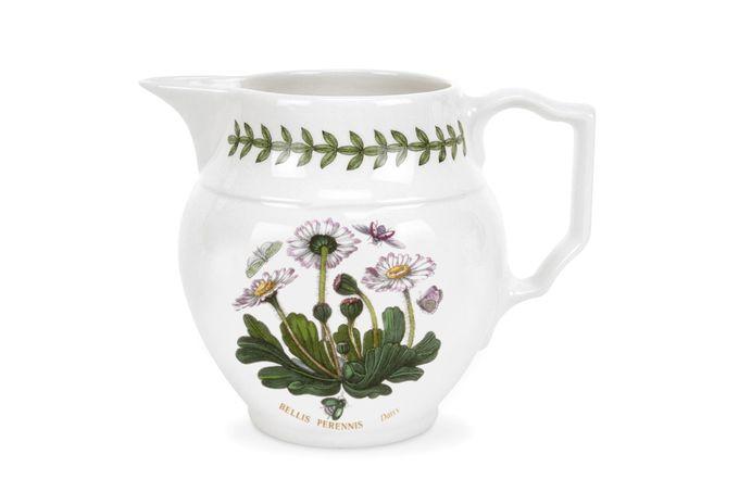 Portmeirion Botanic Garden Jug Daisy - Staffordshire Jug 0.3l