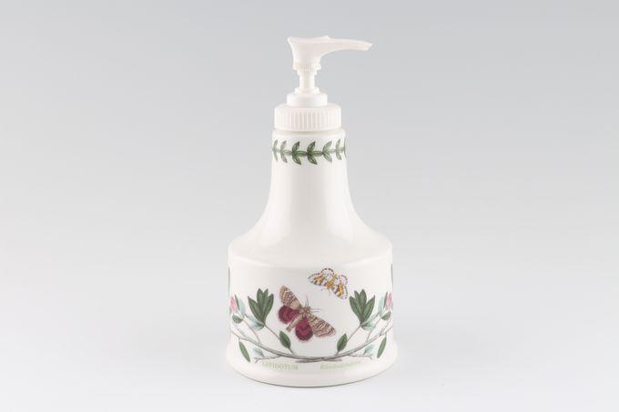 """Portmeirion Botanic Garden Lotion Dispenser Lepidotum - Rhododendron 6 3/4"""""""
