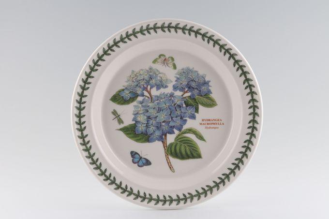 "Portmeirion Botanic Garden Dinner Plate Hydrangea Macrophylla - Hydrangea - named 10 1/2"""