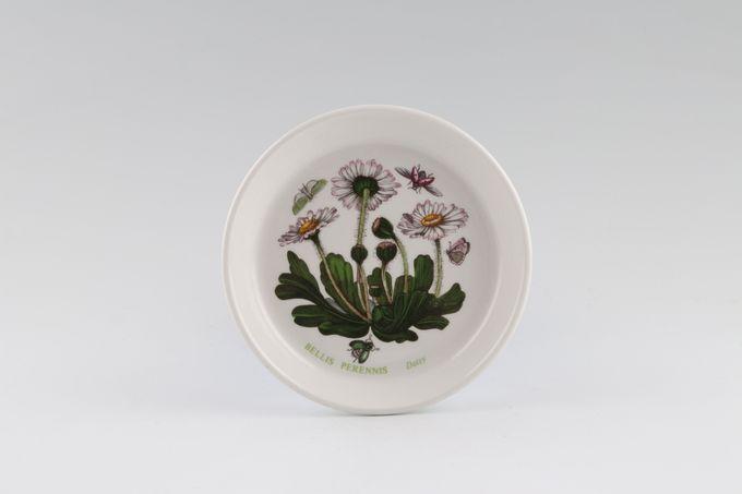 "Portmeirion Botanic Garden Sweet Dish Bellis Perennis - Daisy 4 5/8"""