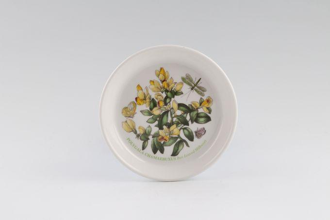 """Portmeirion Botanic Garden Sweet Dish Polygala Chamaebuxus - Box leaved Milkwort 4 5/8"""""""