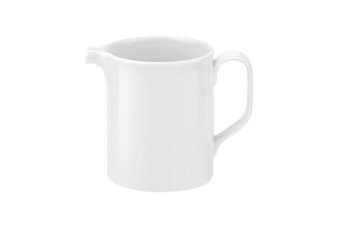 Portmeirion Choices Jug White 1/2pt