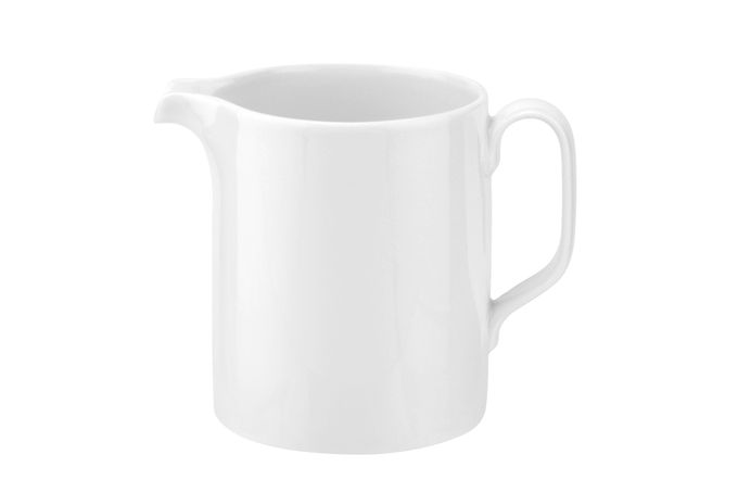 Portmeirion Choices Jug White 1pt