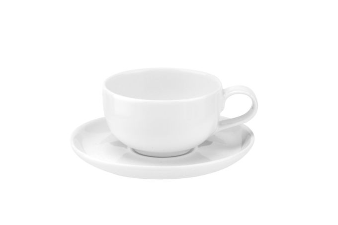 Portmeirion Choices Coffee Cup White - Cup Only