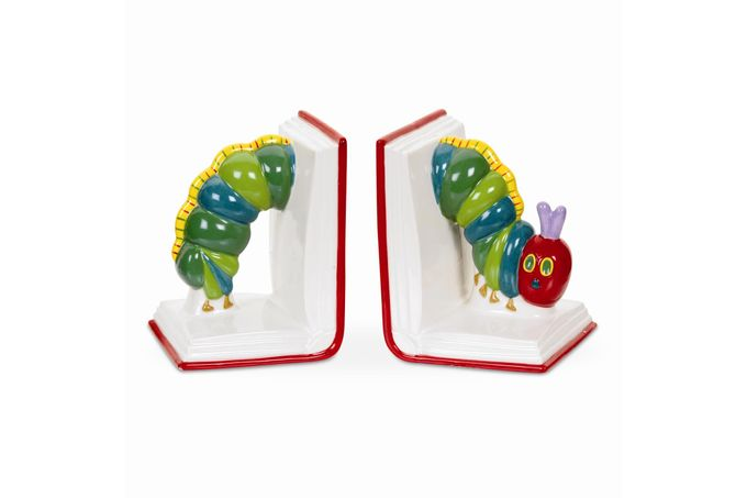Portmeirion The Very Hungry Caterpillar by Eric Carle Bookends Set of 2