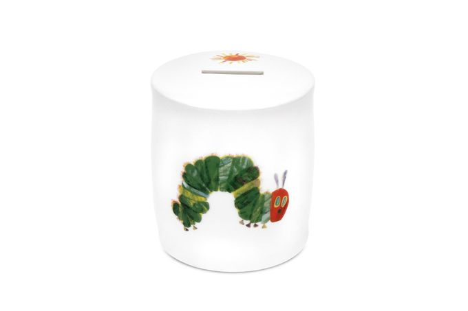 Portmeirion The Very Hungry Caterpillar by Eric Carle Money Box