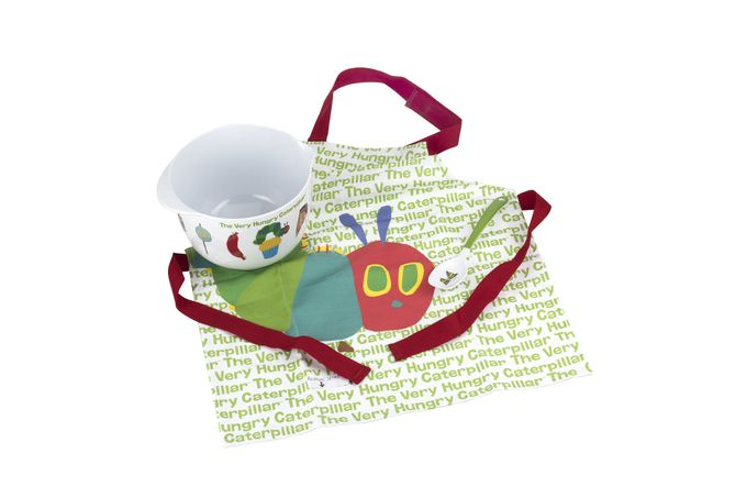 Portmeirion The Very Hungry Caterpillar by Eric Carle Children's Baking Set