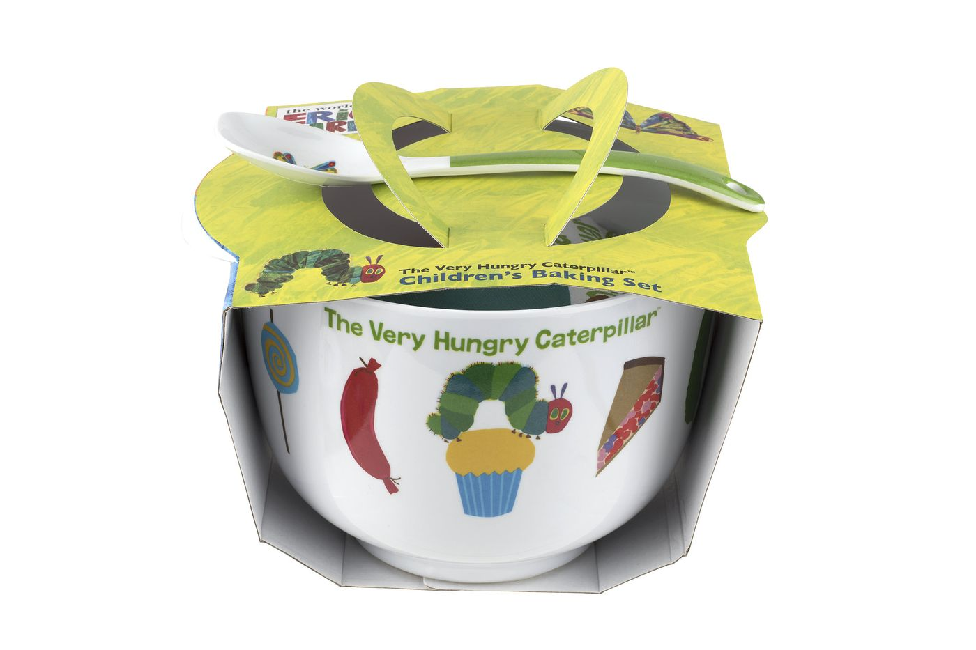 Portmeirion The Very Hungry Caterpillar by Eric Carle Children's Baking Set thumb 2